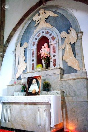 Gonare: statua di Nostra Signora (3) - Foto di Sardegna Terra di Pace - Tutti i diritti riservati