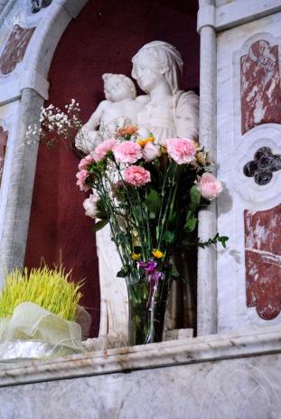Gonare: statua di Nostra Signora (2) - Foto di Sardegna Terra di Pace - Tutti i diritti riservati