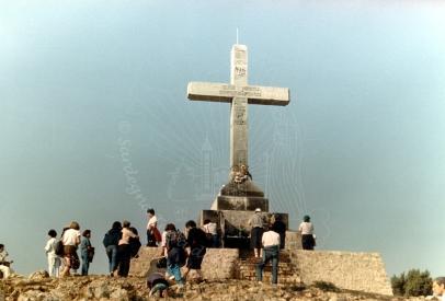 Križevac (Monte della Croce) – Foto di Sardegna Terra di Pace – Tutti i diritti riservati