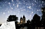 Medjugorje: pioggia di rose – Foto di Sardegna Terra di Pace – Tutti i diritti riservati