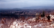 Preghiera sulla Collina delle Apparizioni (4) – Foto di Sardegna Terra di Pace – Tutti i diritti riservati