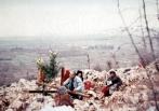 Preghiera sulla Collina delle Apparizioni (5) – Foto di Sardegna Terra di Pace – Tutti i diritti riservati