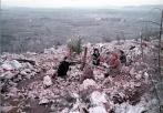 Preghiera sulla Collina delle Apparizioni (6) – Foto di Sardegna Terra di Pace – Tutti i diritti riservati