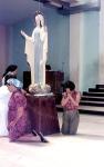 Medjugorje: prima statua della Gospa (2) – Foto di Sardegna Terra di Pace – Tutti i diritti riservati
