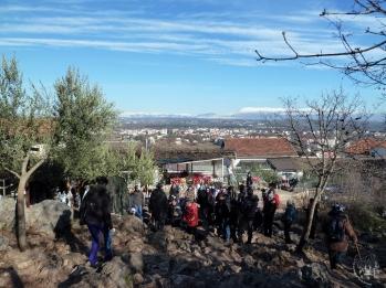 Medjugorje: ai piedi del Križevac – Foto di Sardegna Terra di Pace – Tutti i diritti riservati