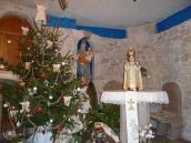 Medjugorje: cappella del castello di Nancy e Patrick – Foto di Sardegna Terra di Pace – Tutti i diritti riservati