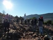 Medjugorje: Collina delle Apparizioni (2) – Foto di Sardegna Terra di Pace – Tutti i diritti riservati