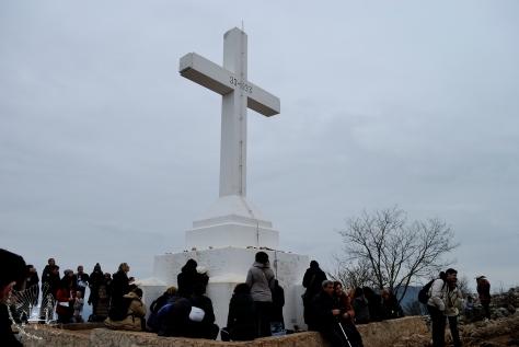 Medjugorje: Croce sul Križevac (2) – Foto di Sardegna Terra di Pace – Tutti i diritti riservati
