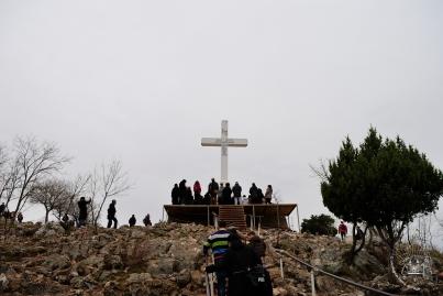 Medjugorje: Croce sul Križevac (3) – Foto di Sardegna Terra di Pace – Tutti i diritti riservati