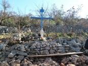 Medjugorje: Croce Blu – Foto di Sardegna Terra di Pace – Tutti i diritti riservati