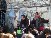 Medjugorje: la veggente Vicka Ivanković (5) – Foto di Sardegna Terra di Pace – Tutti i diritti riservati