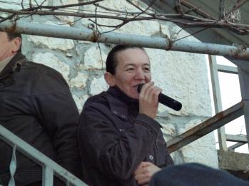 Medjugorje: la veggente Vicka Ivanković – Foto di Sardegna Terra di Pace – Tutti i diritti riservati