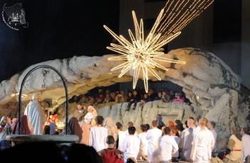 Medjugorje: musical della Comunità Cenacolo (3) – Foto di Sardegna Terra di Pace – Tutti i diritti riservati
