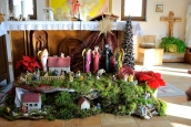 Medjugorje: presepe presso il Villaggio della Madre (2) – Foto di Sardegna Terra di Pace – Tutti i diritti riservati