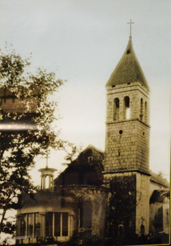 Medjugorje: vecchia Chiesa