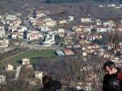 Medjugorje: veduta panoramica dal Križevac (2) – Foto di Sardegna Terra di Pace – Tutti i diritti riservati