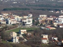 Medjugorje: veduta panoramica dal Križevac (3) – Foto di Sardegna Terra di Pace – Tutti i diritti riservati