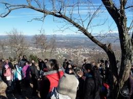 Medjugorje: veduta panoramica dal Križevac – Foto di Sardegna Terra di Pace – Tutti i diritti riservati