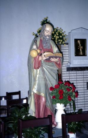 Medjugorje: statua di San Giacomo Apostolo – Foto di Sardegna Terra di Pace – Tutti i diritti riservati