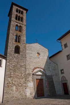 Monastero di Santa Maria a Rosano - Foto di Vignaccia76 - Tutti i diritti riservati