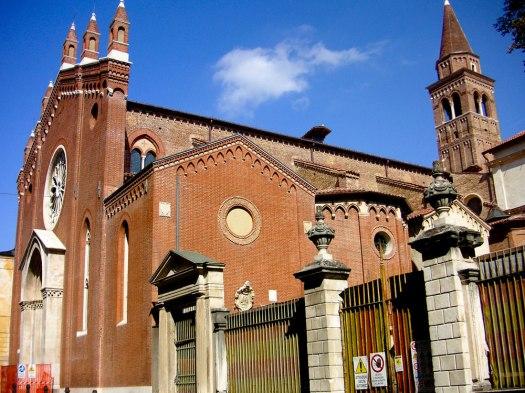 Chiesa di Santa Corona a Vicenza - Foto di Claudio Gioseffi - Tutti i diritti riservati
