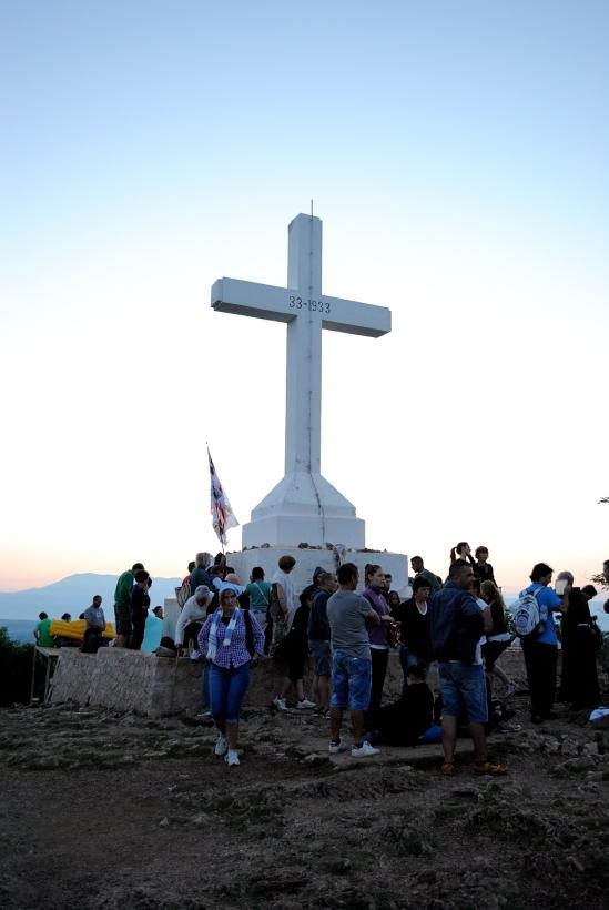 Medjugorje: Croce sul Križevac (6) - Foto di Sardegna Terra di Pace - Tutti i diritti riservati