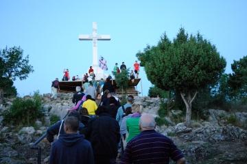 Medjugorje: Croce sul Križevac (5) - Foto di Sardegna Terra di Pace - Tutti i diritti riservati