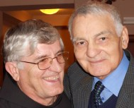 Medjugorje, Capodanno 2011: Giovanni Vecchiato e padre Petar Ljubičić - Foto di Gospodine - Tutti i diritti riservati