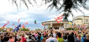 Medjugorje: pellegrini (7) – Foto di Sardegna Terra di Pace – Tutti i diritti riservati