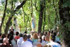 Medjugorje: suor Emmanuel Maillard (2) - Foto di Sardegna Terra di Pace - Tutti i diritti riservati