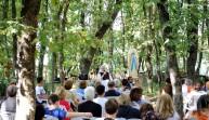 Medjugorje: suor Emmanuel Maillard - Foto di Sardegna Terra di Pace - Tutti i diritti riservati