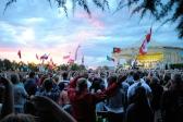 Medjugorje: tramonto (2) - Foto di Sardegna Terra di Pace - Tutti i diritti riservati