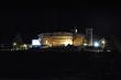 Medjugorje: Veduta notturna del retro della Chiesa di San Giacomo - Foto di Sardegna Terra di Pace - Tutti i diritti riservati