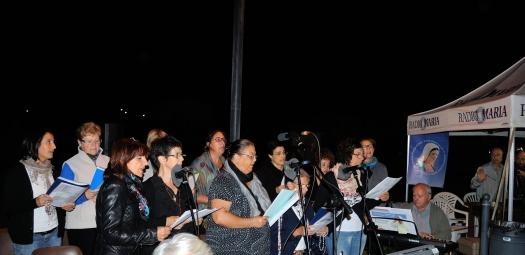San Nicolò d'Arcidano, 25 Settembre 2014: Coro - Foto di Sardegna Terra di Pace - Tutti i diritti riservati