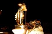 San Nicolò d'Arcidano, 25 Settembre 2014: Don Gian Pietro Fanari e Ss. Sacramento - Foto di Sardegna Terra di Pace - Tutti i diritti riservati