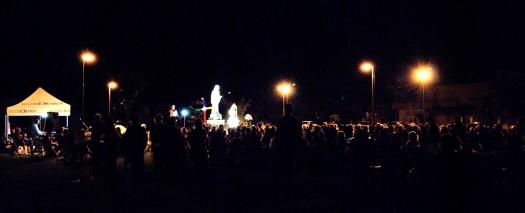 San Nicolò d'Arcidano, 25 Settembre 2014: fedeli (4) – Foto di Sardegna Terra di Pace – Tutti i diritti riservati