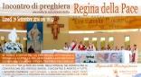 Locandina Incontro di Preghiera Settimanale del 29 Settembre 2014