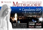Locandina Pellegrinaggio Medjugorje Capodanno 2015