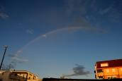 Medjugorje, Esaltazione della Croce 2014: arcobaleno - Foto di Sardegna Terra di Pace – Tutti i diritti riservati