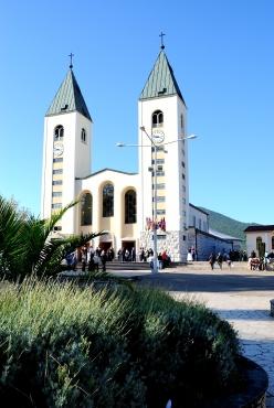 Medjugorje, Esaltazione della Croce 2014: Chiesa di San Giacomo Apostolo a Medjugorje – Foto di Sardegna Terra di Pace – Tutti i diritti riservati