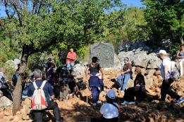Medjugorje, Esaltazione della Croce 2014: Collina delle Apparizioni (6) – Foto di Sardegna Terra di Pace – Tutti i diritti riservati