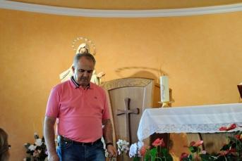 Medjugorje, Esaltazione della Croce 2014: il veggente Ivan – Foto di Sardegna Terra di Pace – Tutti i diritti riservati
