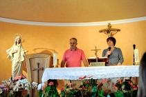 Medjugorje, Esaltazione della Croce 2014: Ivan comunica il messaggio della Madonna – Foto di Sardegna Terra di Pace – Tutti i diritti riservati