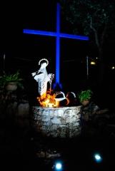 Medjugorje, Esaltazione della Croce 2014: la Croce Blu (3) – Foto di Sardegna Terra di Pace – Tutti i diritti riservati
