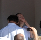 Medjugorje, Esaltazione della Croce 2014: la veggente Vicka (2) – Foto di Sardegna Terra di Pace – Tutti i diritti riservati