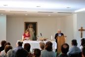 Medjugorje, Esaltazione della Croce 2014: preparativi per la Messa al Villaggio della Madre – Foto di Sardegna Terra di Pace – Tutti i diritti riservati