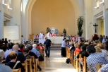 Medjugorje, Esaltazione della Croce 2014: Santa Messa presieduta da un Sacerdote del nostro gruppo (2) – Foto di Sardegna Terra di Pace – Tutti i diritti riservati