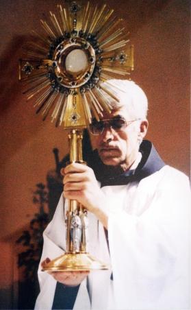 Medjugorje: padre Slavko Barbarić