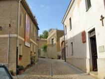Ingresso della casa di Sant'Ignazio a Làconi - Foto di Marco Menu - Alcuni diritti riservati
