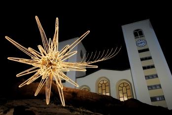 Medjugorje, Capodanno 2015: Chiesa di San Giacomo (12) – Foto di Sardegna Terra di pace – Tutti i diritti riservati